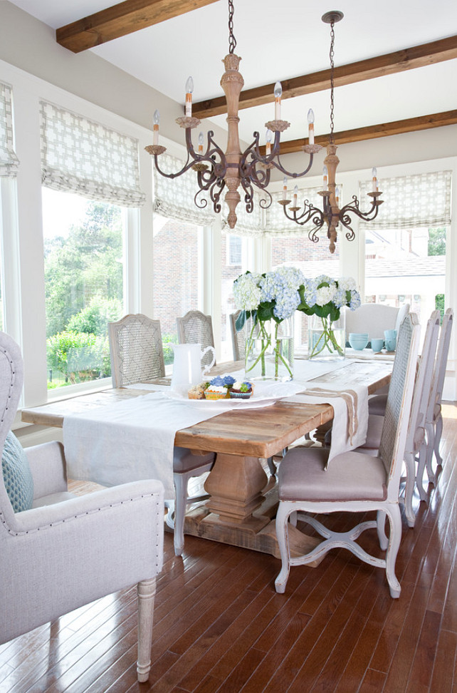French Dining Room. French Dining Room Ideas. French Dining Room Furniture. White French Dining Room. French Dining Room Ideas. French Dining Room Design. #FrenchDiningRoom Lindsey Hene Interiors.