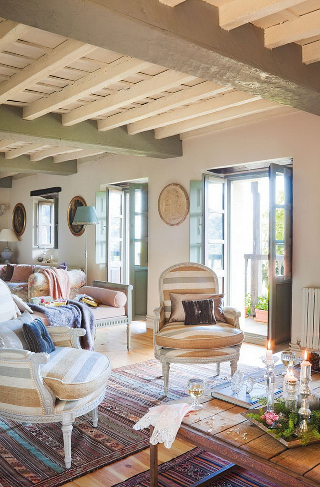 French cottage home interior design trend home design and decor - French interior design ...