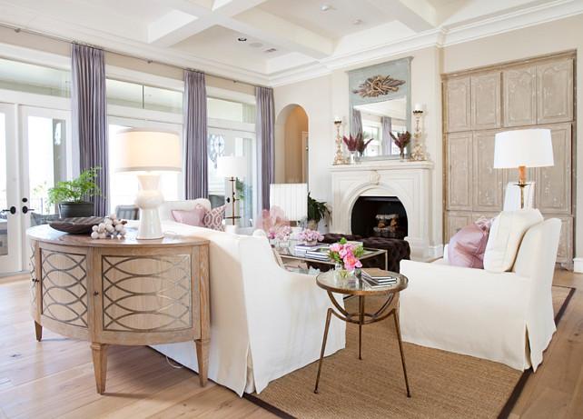 French Living Room. French Living Room Decor. French Living Room Furniture. French Living Room Design #FrenchLivingRoom Dodson Interiors.