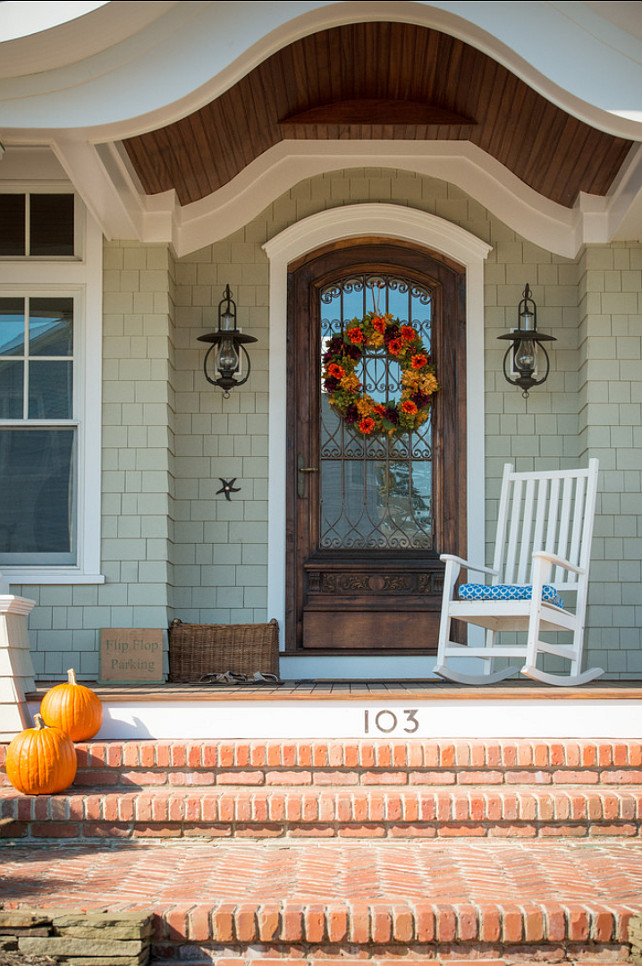 Front Porch On Pinterest Porches Front Porches And
