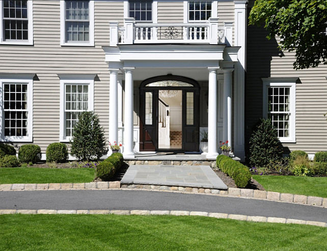 Front Entry Ideas. Front door and front entry design. Traditional Front Entry. #FrontEntry #Entry #FrontDoor