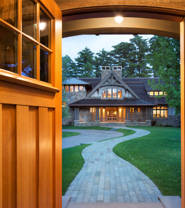 Front Entry. Front Entry Design. Front Entry Ideas. #FrontEntry John Kraemer & Sons. TEA2 Architects