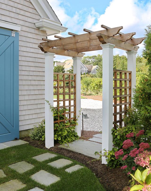 Garden Ideas. Encore Construction