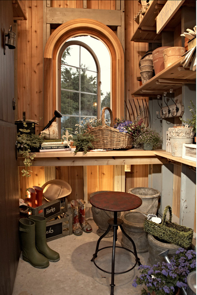 Great Storage Ideas for Your Garden Shed - Home Bunch Interior ...