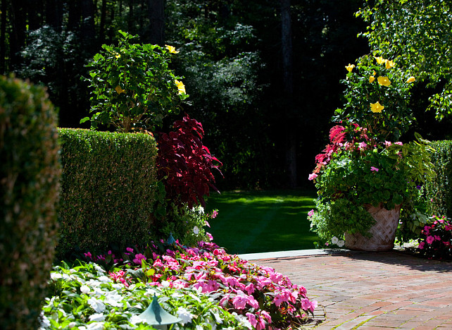 Garden. Garden. Landscaping. Garden Hedges. Garden Flowers. Garden Planters. Garden Plants. #Garden Anthony Crisafulli Photography. Sudbury Design Group.
