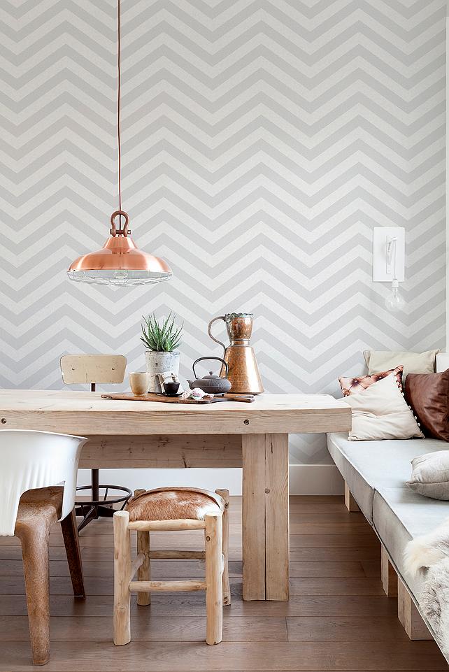 Geometric Grey Chevron Stripe Wallpaper #Geometric #Grey #Chevron #Stripe #Wallpaper