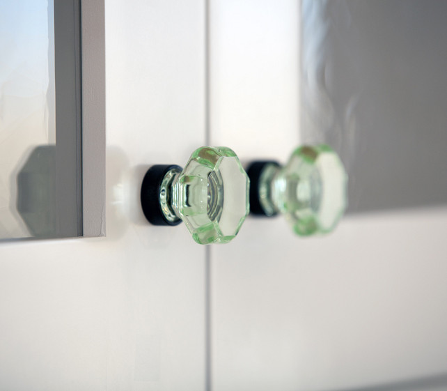 Glass Kitchen Knob #GlassKnob #KitchenKnob