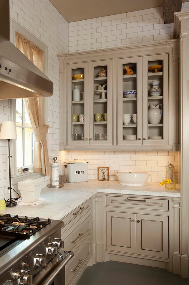 Antique White Kitchen Cabinets Paint