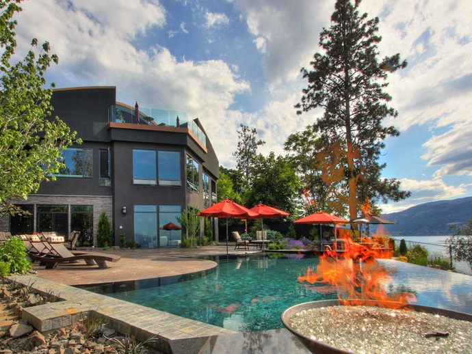 Pinterest fuel okanagan valley homes home bunch for Small house design kelowna