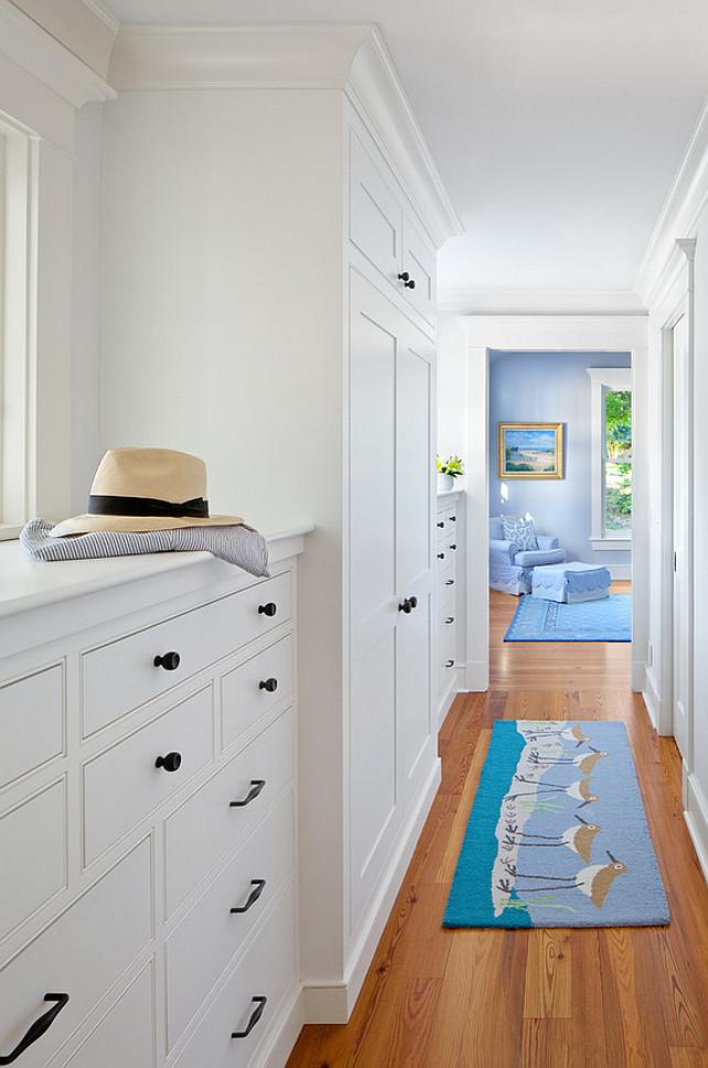 Hallway Cabinet. Hallway Built-in Cabinet. #Hallway #Cabinet #Builtin Jacob Talbot - Fine Homebuilders.