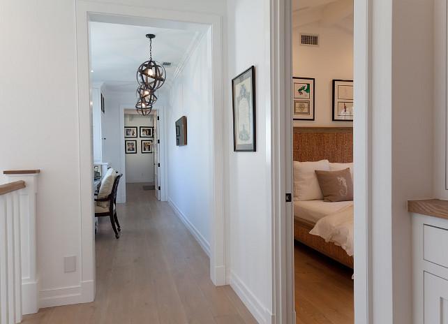 Hallway Ideas. Hallway with Desk. Hallway Built-in Ideas. #Hallway #Desk Graystone Custom Builders.