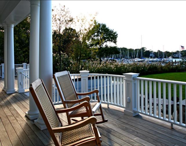 Hammond Wilson. Porch. Coastal Porch Ideas. #Porch #CoastalPorch