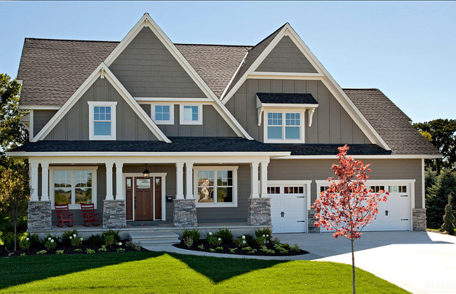 Gray brown paint sherwin williams images - Exterior paint colors ideas pictures collection ...