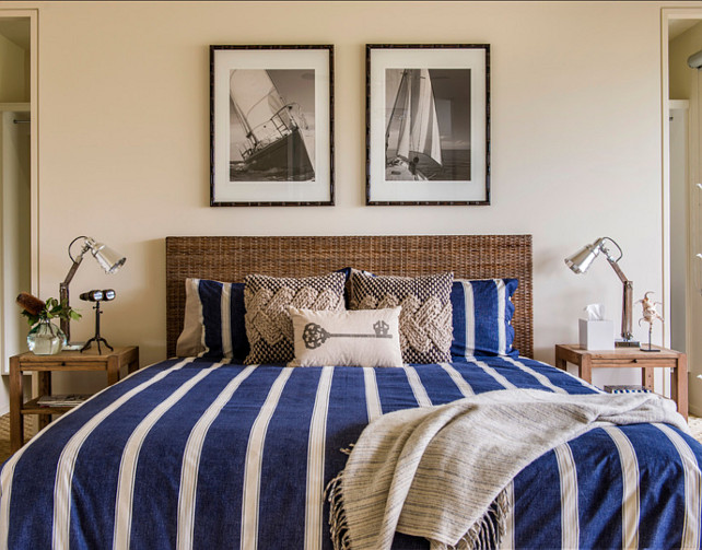 Interior design ideas home bunch interior design ideas for Bedroom ideas nautical