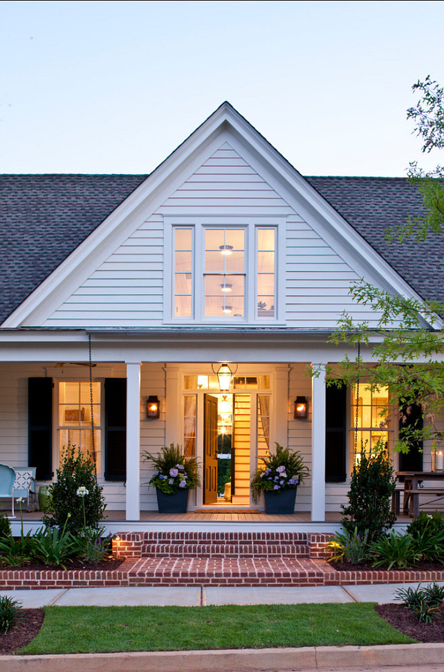 Exterior Paint Color Ideas: Siding and Trim Paint Color Sherwin-williams SW6994 Natural Choice #PaintColor #Exterior #SherwinWilliams #NaturalChoice SW6994