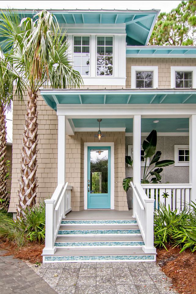 Beach House Exterior Paint Colors Cbeo