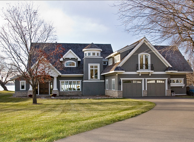 Classic French Gray Sherwin Williams Exterior