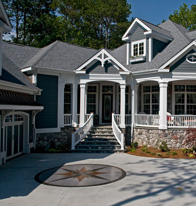 Home Exterior Paint Color Sherwin Williams Roycroft Pewter