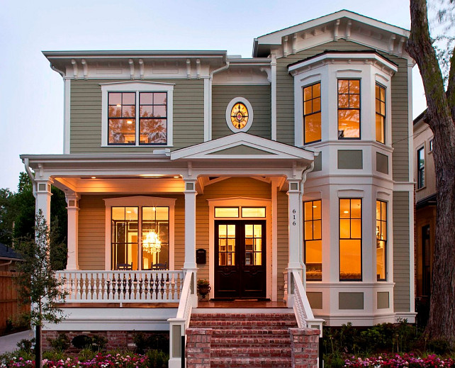 Home Exterior Paint Color. Traditional Home Exterior Paint Color. Traditional Home Exterior Paint Color Ideas. Whitestone Builders.