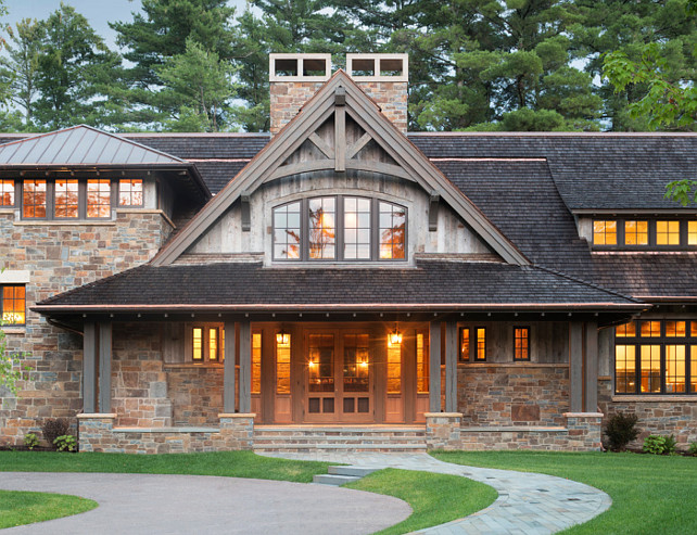 Home Exterior. Home Exterior Ideas. Home Exterior Design. #HomeExterior #HomeExteriorIdeas #HomeExteriorDesign John Kraemer & Sons. TEA2 Architects