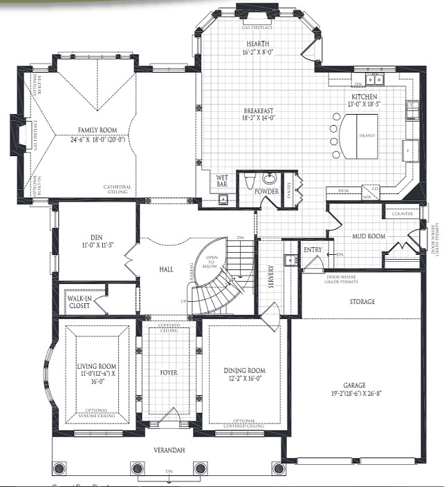 2014 september archive home bunch interior design ideas Family home floor plans