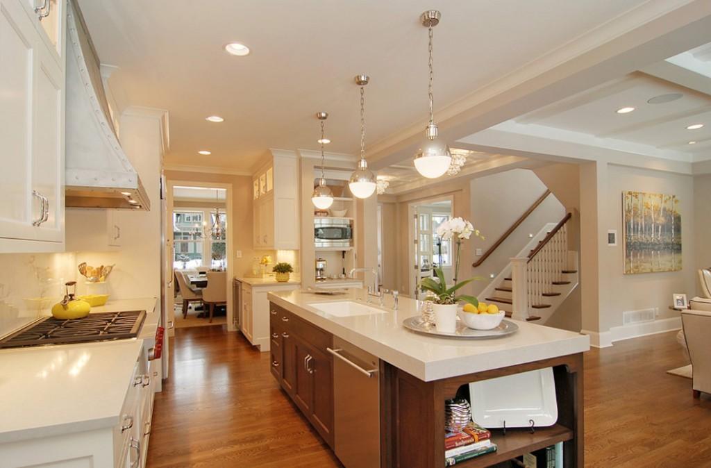 Family home home bunch interior design ideas for Warm kitchen ideas