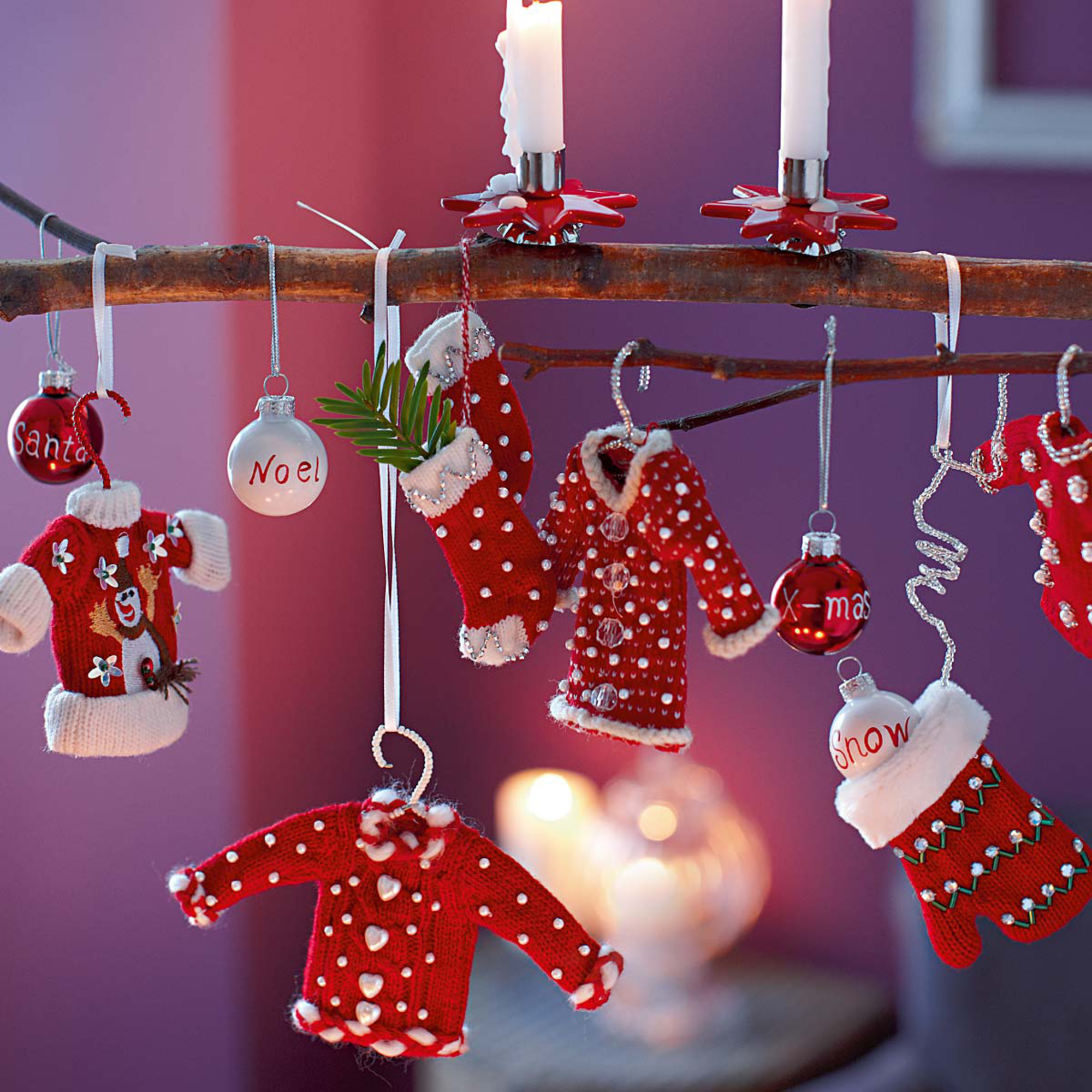 Christmas Decorating christmas decorating ideas - home bunch – interior design ideas