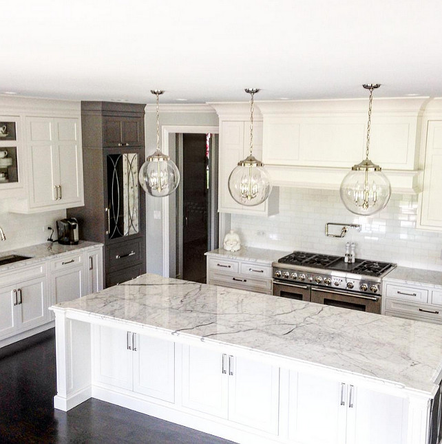 Instagram Kitchen. Instagram Kitchen. Popular Instagram Kitchen. Kitchen pendants are the Framburg Moderne 4-Light Pendant Polished Silver. A. Perry Homes. #Instagram #Kitchen