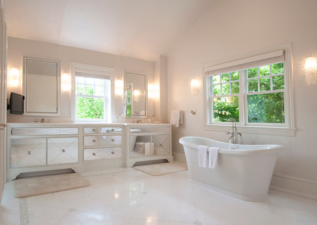 Ivory Bathroom. Ivory Bathroom Ideas. Ivory Bathroom Paint Color. #IvoryBathroom MKL Construction Corp.