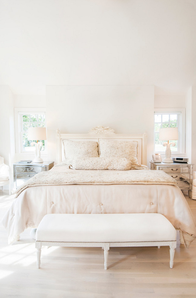 Ivory Bedroom. Ivory Bedroom Ideas. Ivory Bedroom Paint Color. Ivory Bedroom Decor. #IvoryBedroom MKL Construction Corp.
