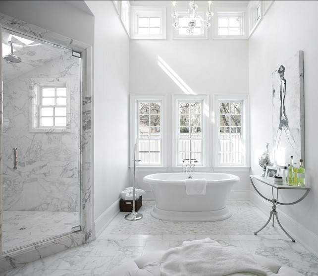 Bathroom. Marble Bathroom. James John Jetel Photography.