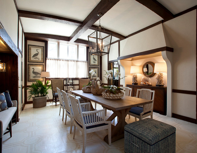 Dining Room. This is one of the best Dining Room design I have seen! #DiningRoom
