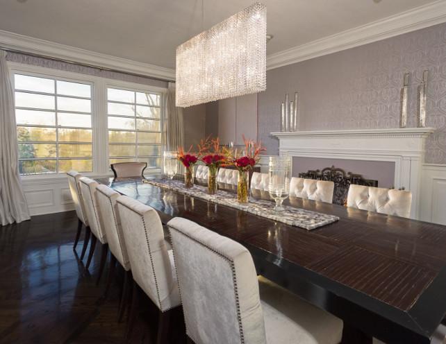 Jennifer Lopez Home Images. Jennifer Lopez Dining Room #JenniferLopezHouse #JenniferLopezDiningRoom