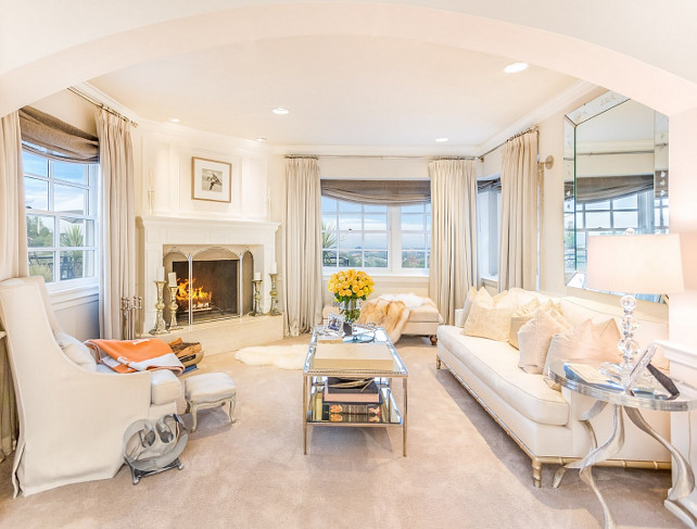 Jennifer Lopez House Pictures. Bedroom Sitting Area