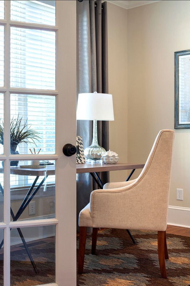 Home Office Ideas. Easy design for home offices. #HomeOffice #OfficeDesign