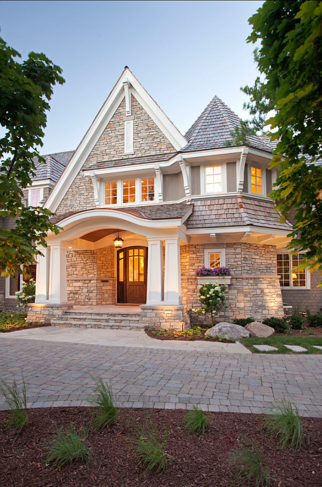 Beautiful Exterior Ideas. John Kraemer & Sons.