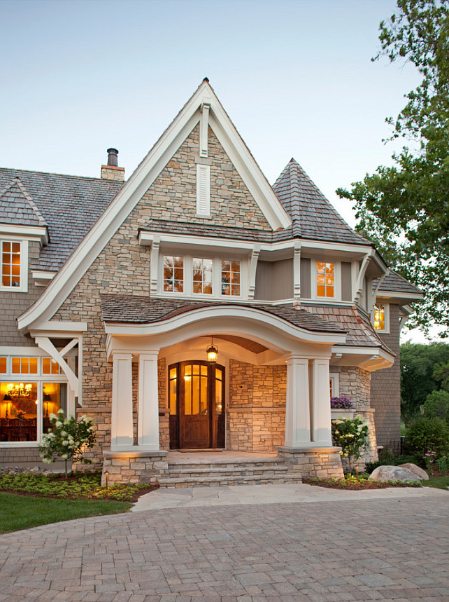 Front Entry Ideas. John Kraemer & Sons.
