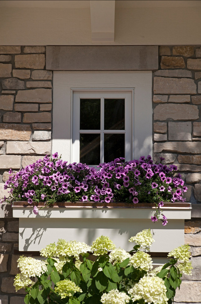 Window Box Ideas.