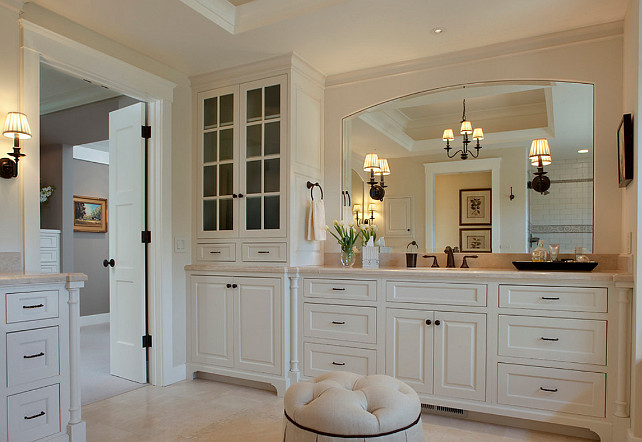 Bathroom cabinetry. #Bathroom #Cabinetry