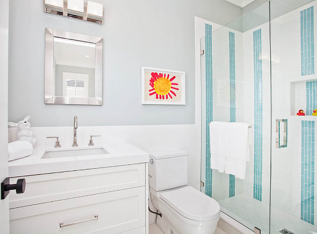 Kids Bathroom Tiling. Kids Bathroom Tiling Ideas. Kids Bathroom Tiling Design. #KidsBathroomTiling
