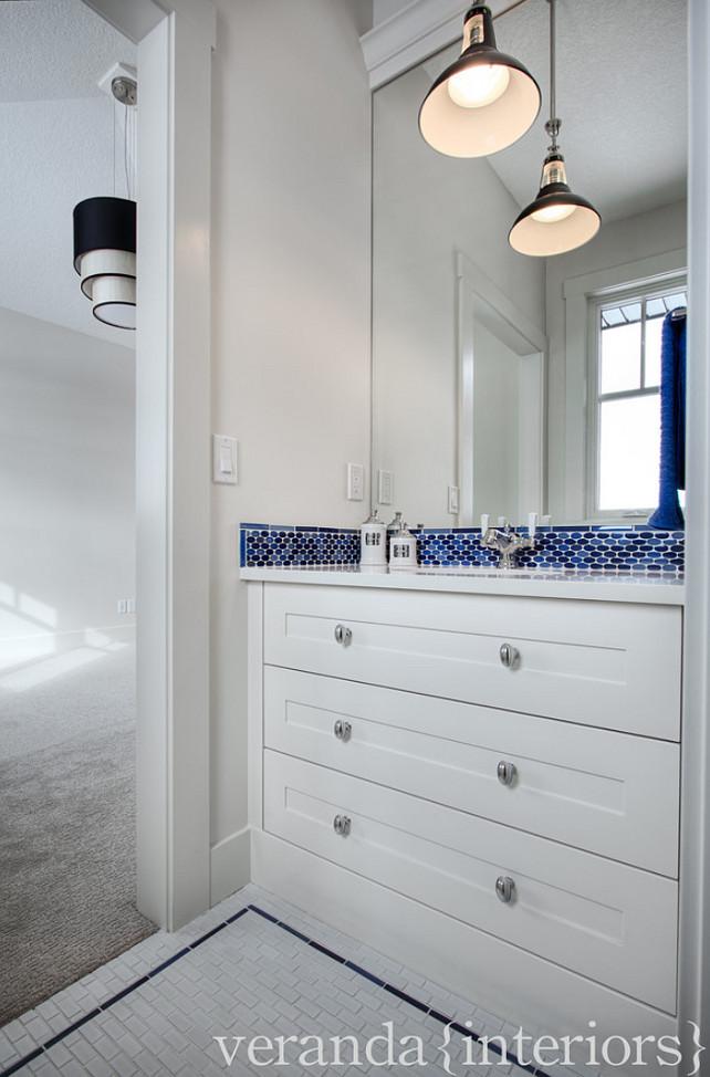 Kids Bathroom. Kids Bathroom Design Ideas #KidsBathroom Veranda Estate Homes & Interiors