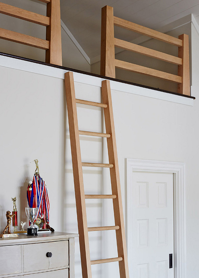 Kids Loft Bedroom. Loft Bedroom Ideas. Kids Loft Bedroom Design #LoftBedroom