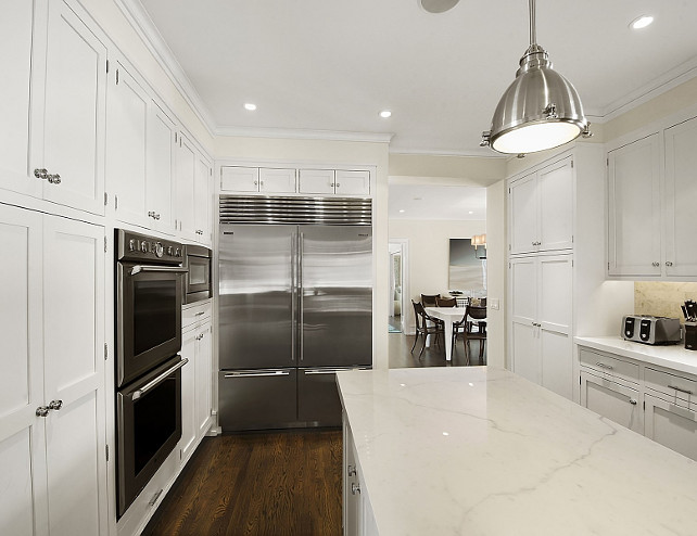Kitchen Appliances. Kitchen Cabinet Appliances. Kitchen Appliance Ideas. #KitchenAppliances Sotheby's Homes.