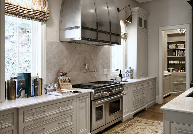 Kitchen Backsplash. Kitchen Slab Backsplash Ideas. Kitchen Slab Backsplash. Taj Mahal Quartzite Kitchen Slab Backsplash. #Kitchen #KitchenSlab #KitchenSlabBacksplash #TajMahalQuartzite