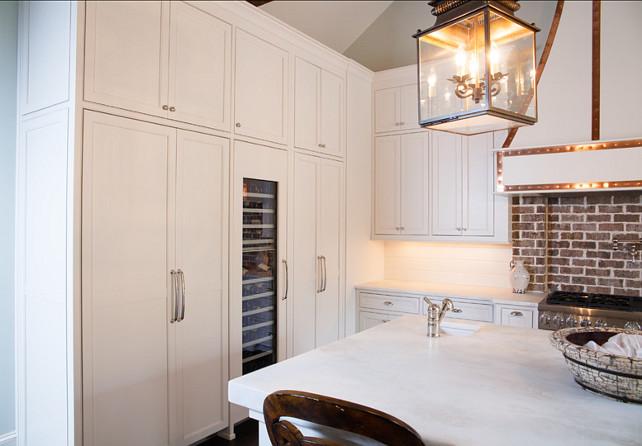 Kitchen Cabinet Ideas. White Kitchen Cabinet. Keystone Millworks Inc.