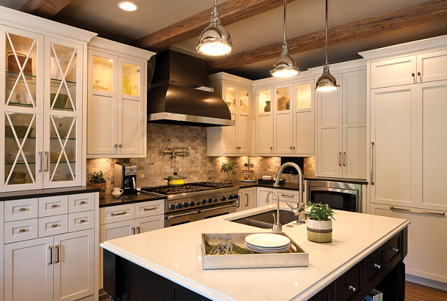 Kitchen Cabinet. Kitchen cabinet lighting Ideas. #Kitchen #Kitchencabinet #Kitchencabinetlighting Ideas Dura Supreme Cabinetry.