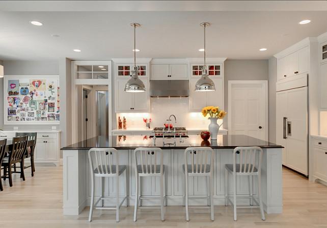 Kitchen Design Ideas. This kitchen has so many great design ideas. #KitchenDesignIdeas #Kitchen