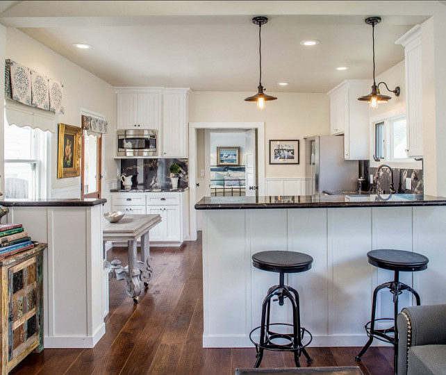 Tiny Kitchen Design Ideas For Small: Historic Cottage In California