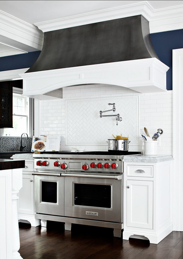 Kitchen Hood Ideas. Kitchen Hood. Custom Kitchen Hood. #KitchenHood #Hood Heidi Piron Design & Cabinetry.