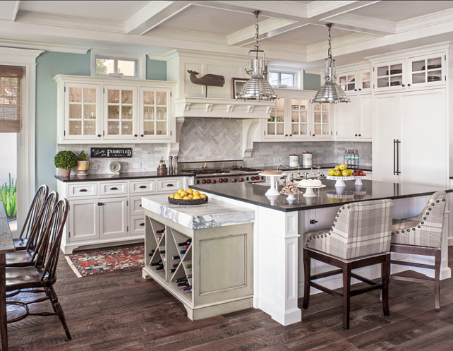 I love this kitchen re do they painted the walls sherwin for Kitchen wall paint colors ideas